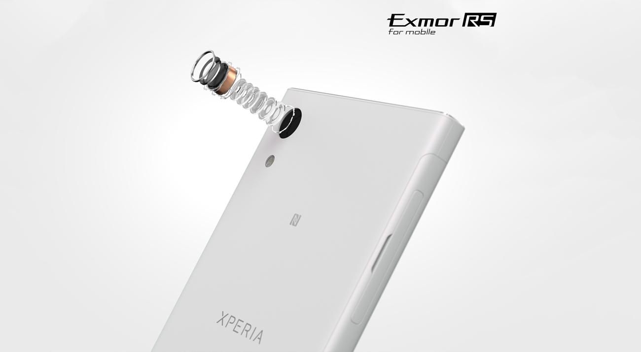 Sony Xperia XA1 aparat 23 mpix exmor rs