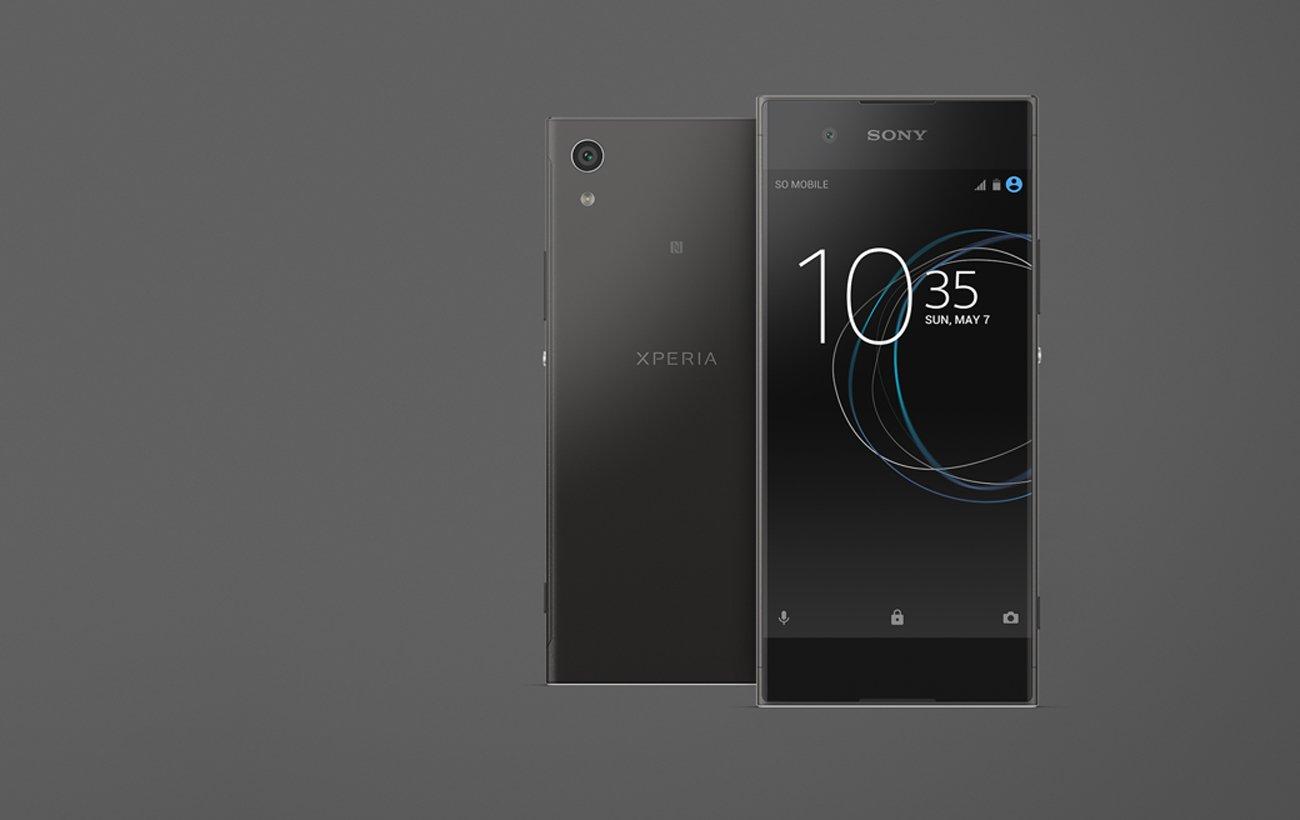 Sony Xperia XA1 tryb stamina wydajna bateria
