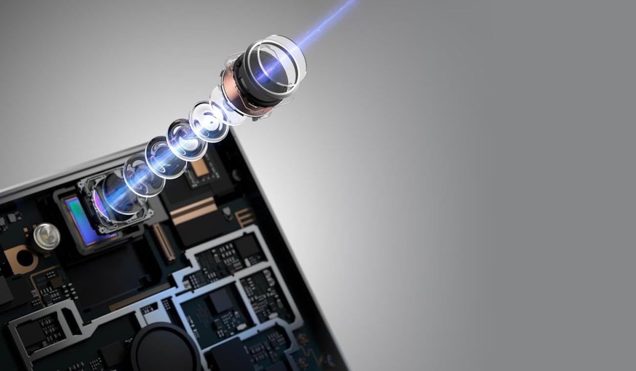 Sony Xperia XA2 Plus aparat 23 Mpix OIS panorama