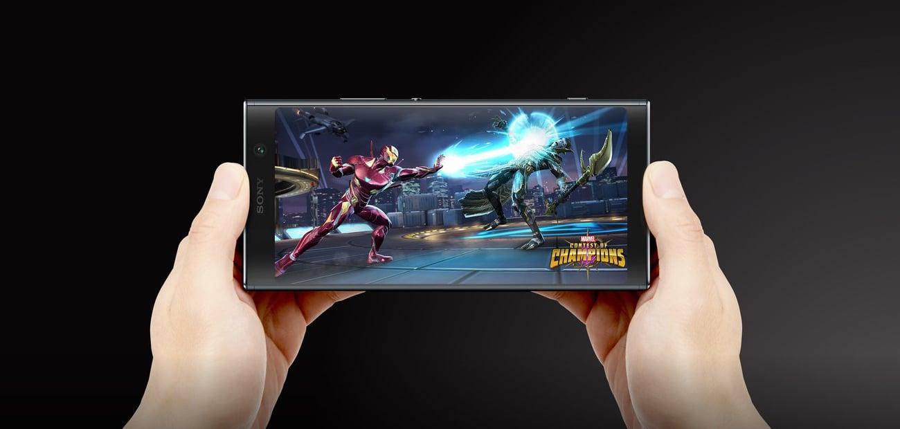 Sony Xperia XA2 Plus ośmiordzeniowy procesor Snapdragon 630