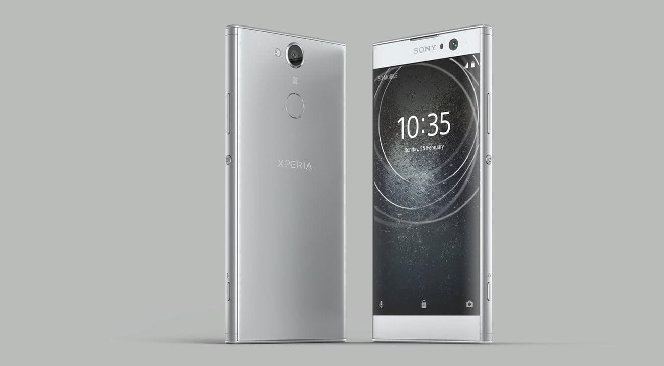 Sony Xperia XA2 android 8.0 oreo