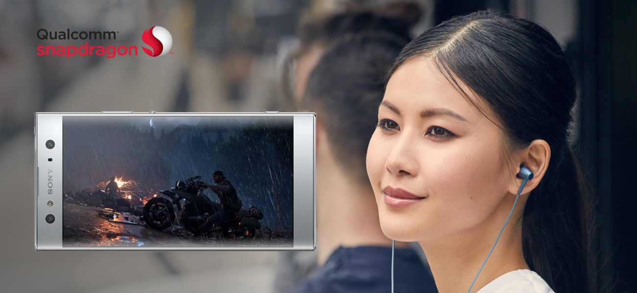 Sony Xperia XA2 Ultra ośmiordzeniowy procesor Snapdragon 630