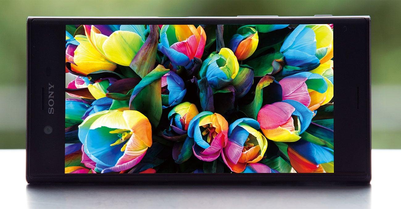 Sony Xperia XZ ekran full hd bravia