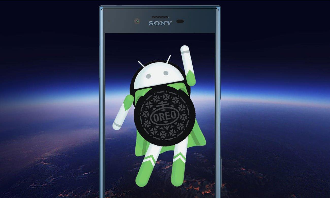 Sony Xperia XZ ładowanie adaptacyjne