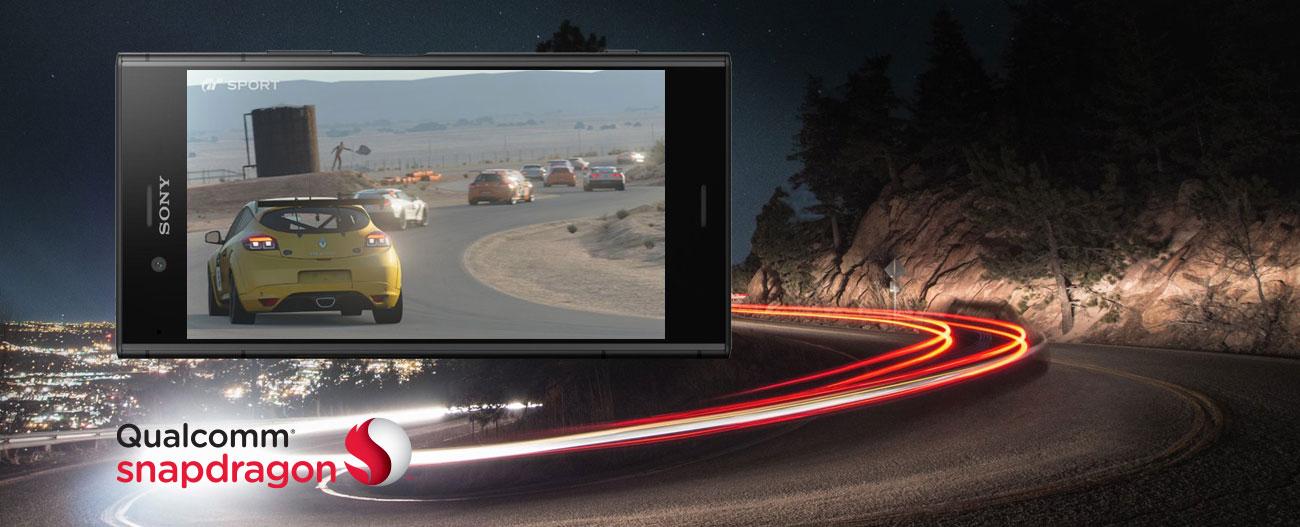 Sony Xperia XZ1 ośmiordzeniowy procesor Snapdragon 835