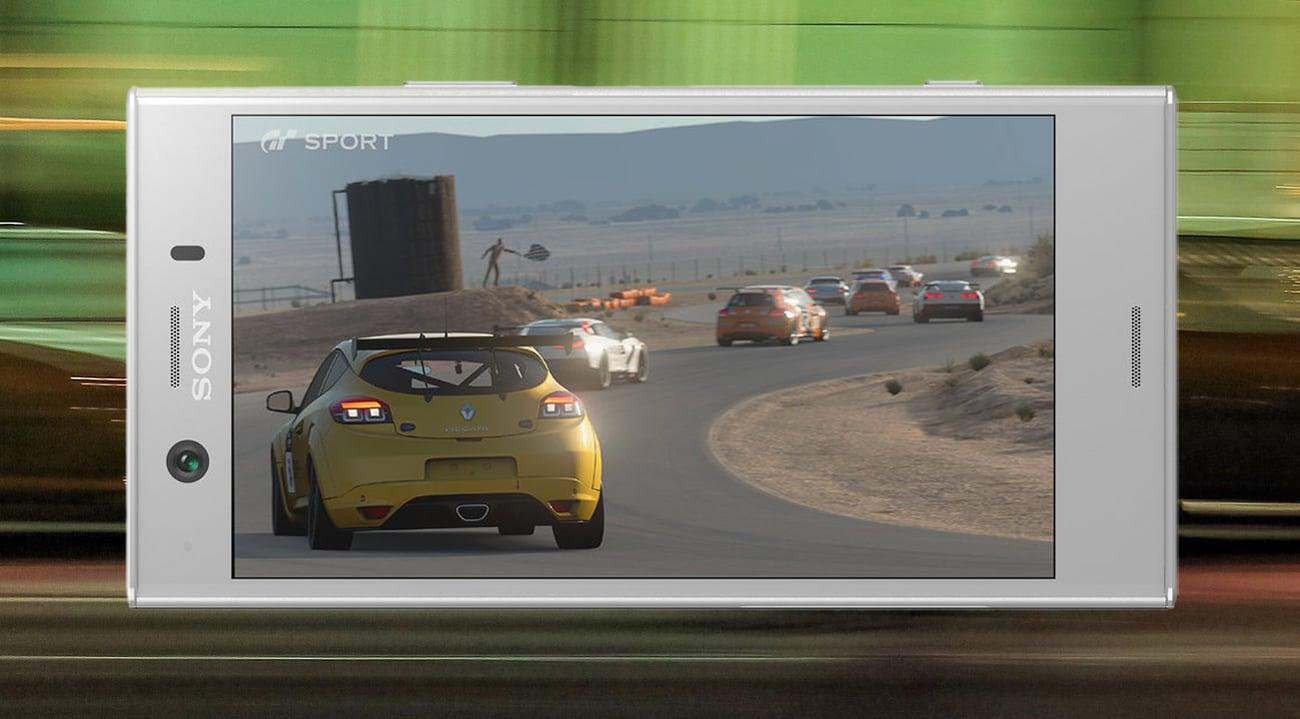 Sony Xperia XZ1 Compact osmiordzeniowy procesor Snapdragon 835