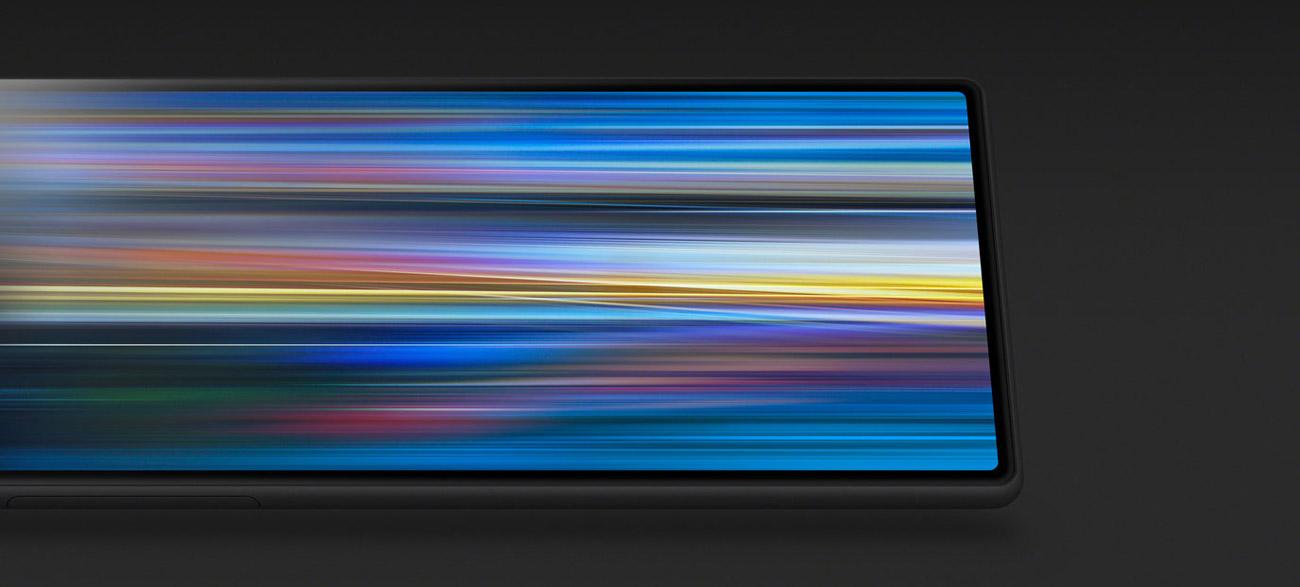 SONY Xperia 10 plus panoramiczny ekran fhd