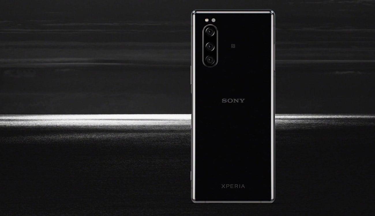 SONY Xperia 5 smukła obudowa szkło gorilla glass 6 IP68