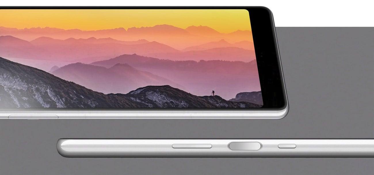 SONY Xperia L3 panoramiczny ekran hd+