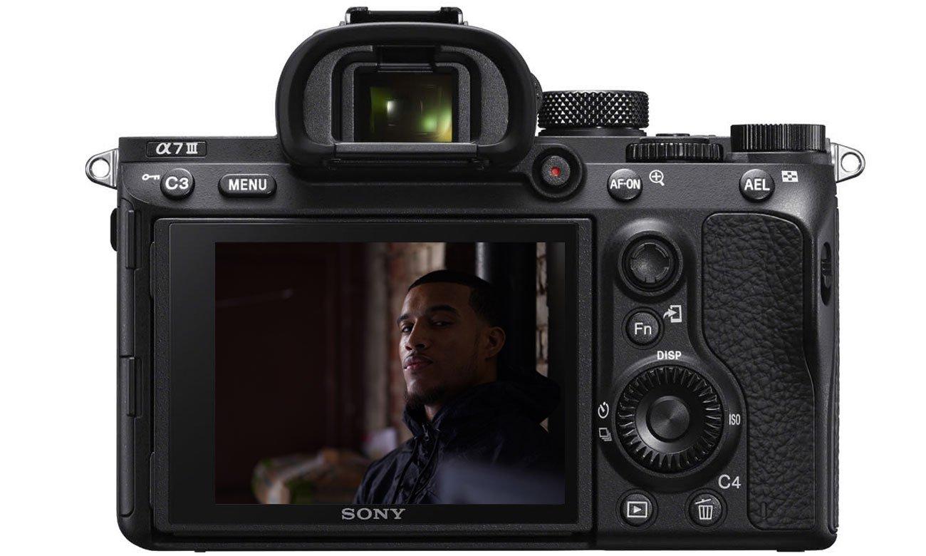 Aparat Sony α7 III