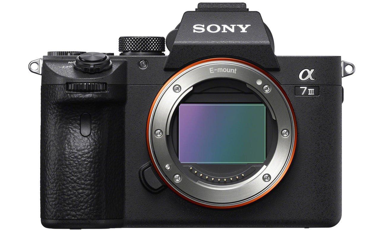 Aparat Sony α7 III Kluczowe cechy