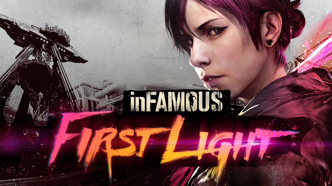 Gra PS4 inFamous: First Light