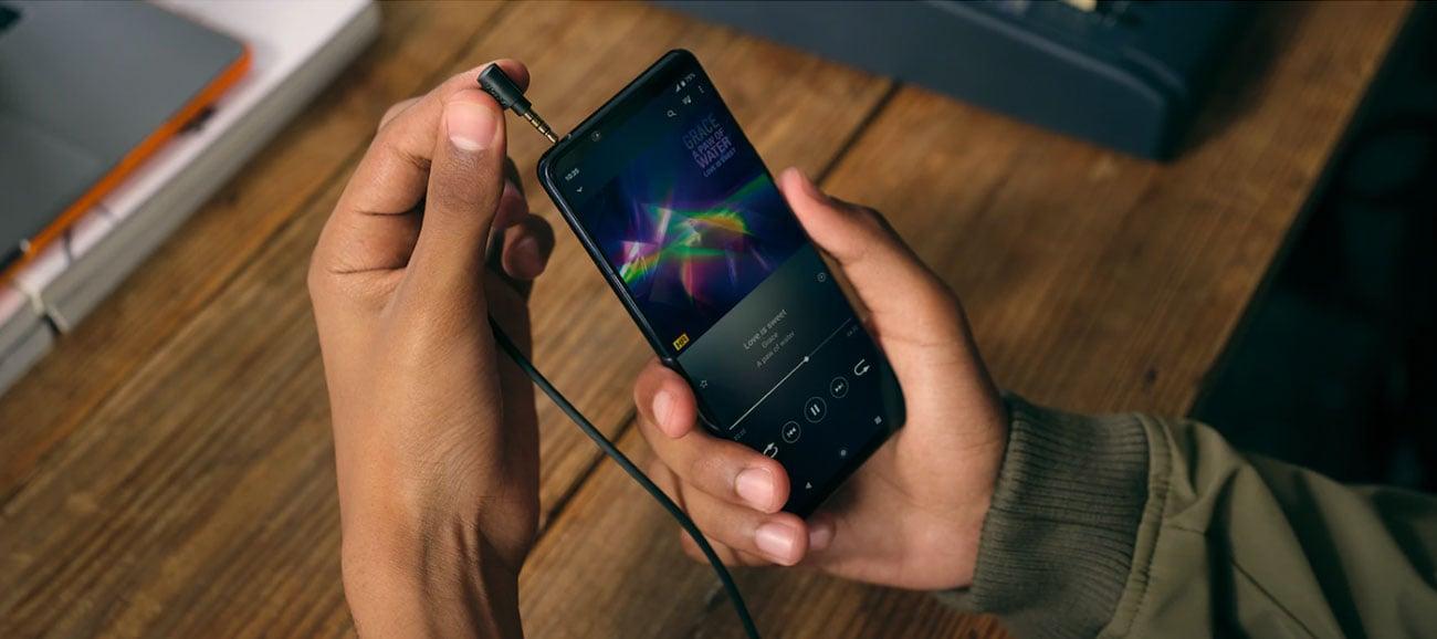 Sony Xperia 5 II dźwięk 360 Reality Audio