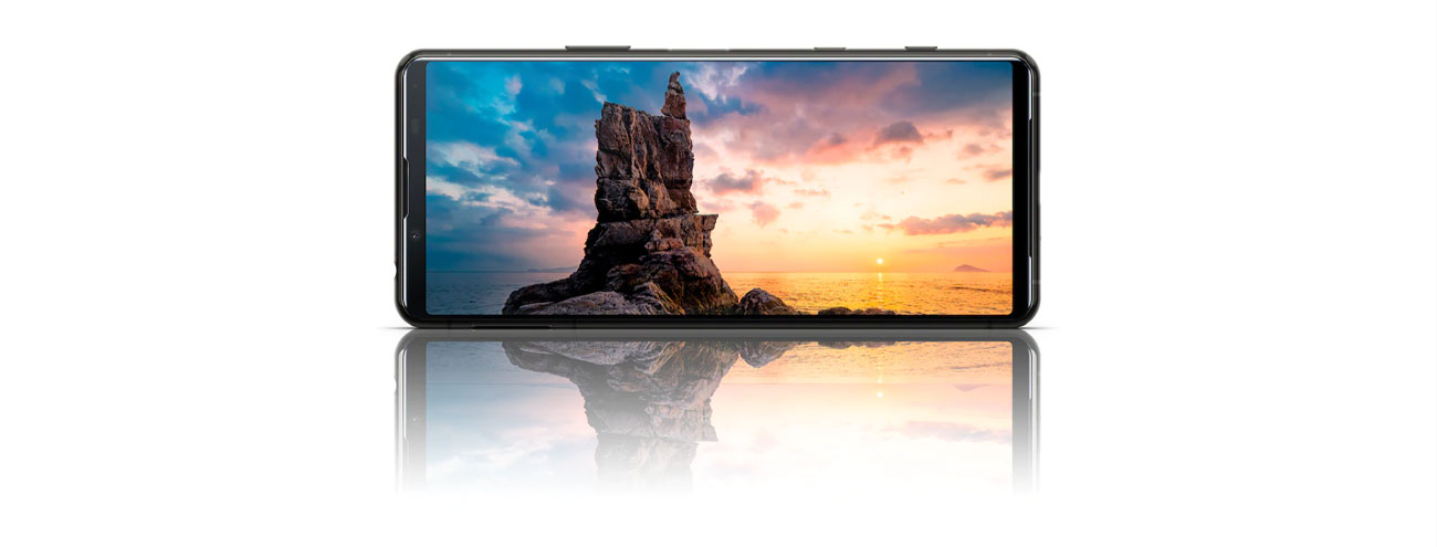 Ekran OLED HDR Sony Xperia 5 II