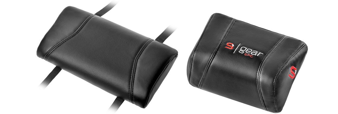 SPC Gear SR700 poduszki