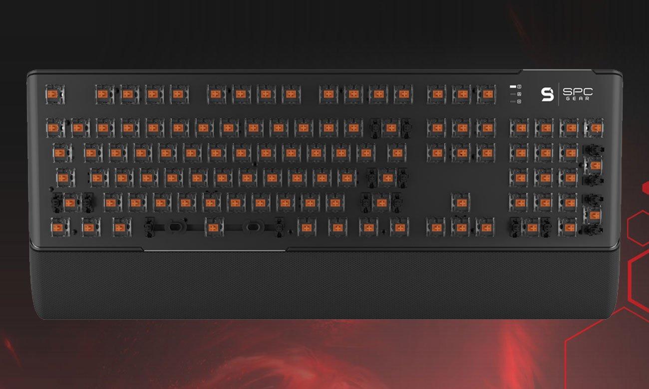 SPC Gear GK-550 Omnis