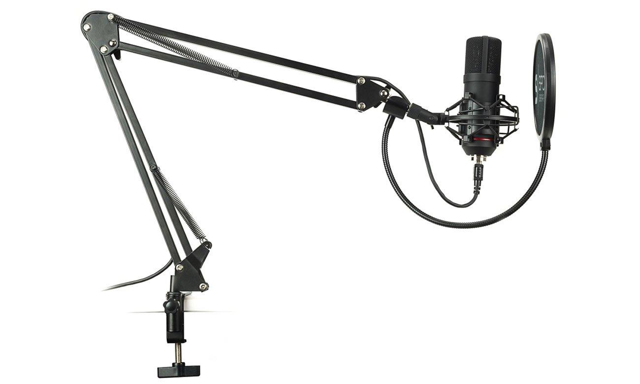 Mikrofon SPC Gear SM900 Wyposażenie