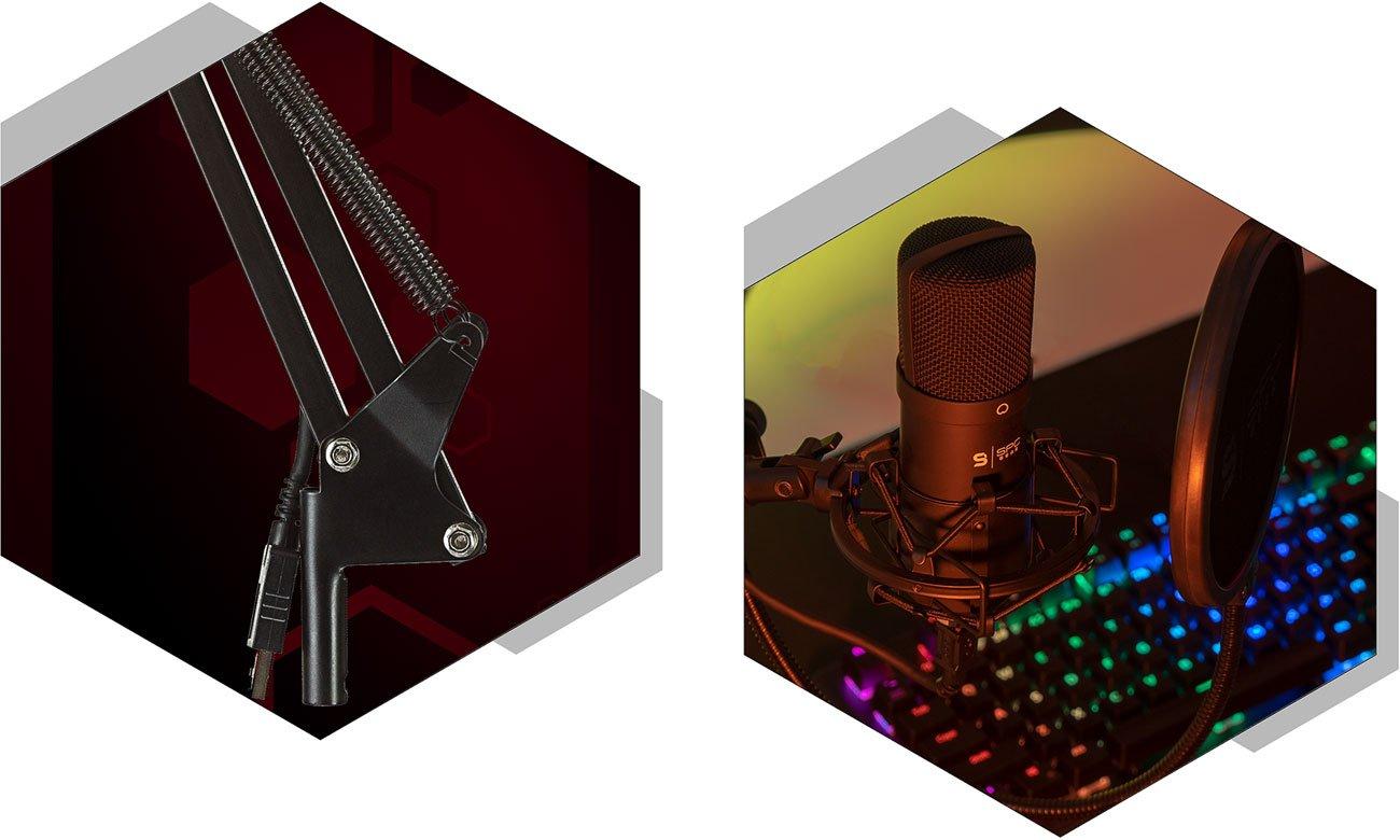 Mikrofon SPC Gear SM900 Plug&Play