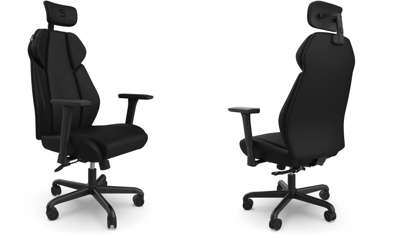 Fotel gamingowy SPC Gear EG450 BK