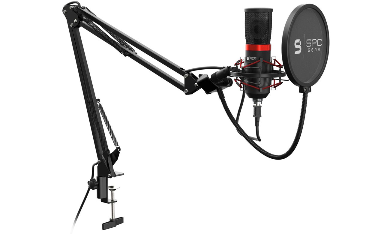 Mikrofon SPC Gear SM950 Streaming USB Microphone