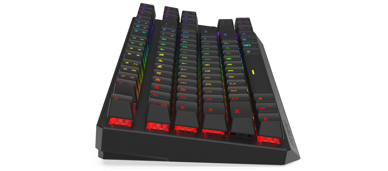 Graj i zwyciężaj z klawiaturą SPC Gear GK630K Tournament