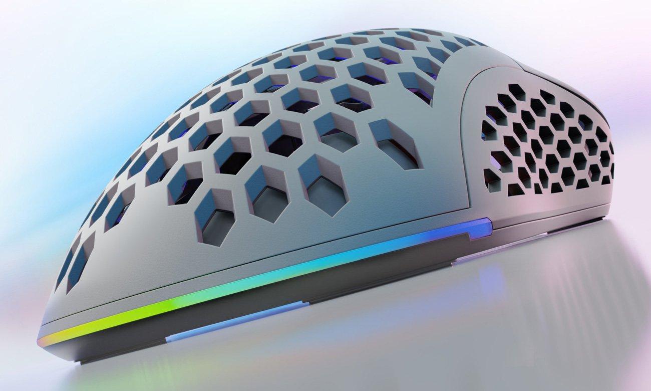 Mysz dla graczy SPC Gear LIX Plus Onyx White