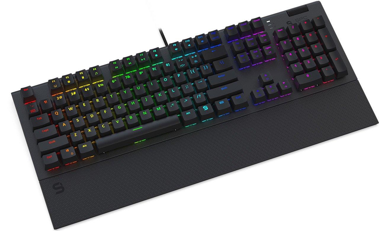 Klawiatura gamingowa SPC Gear GK650K Omnis