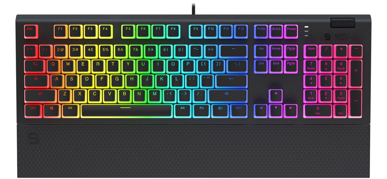 Wejdź na wyższy level z klawiaturą gamingową XYZ
