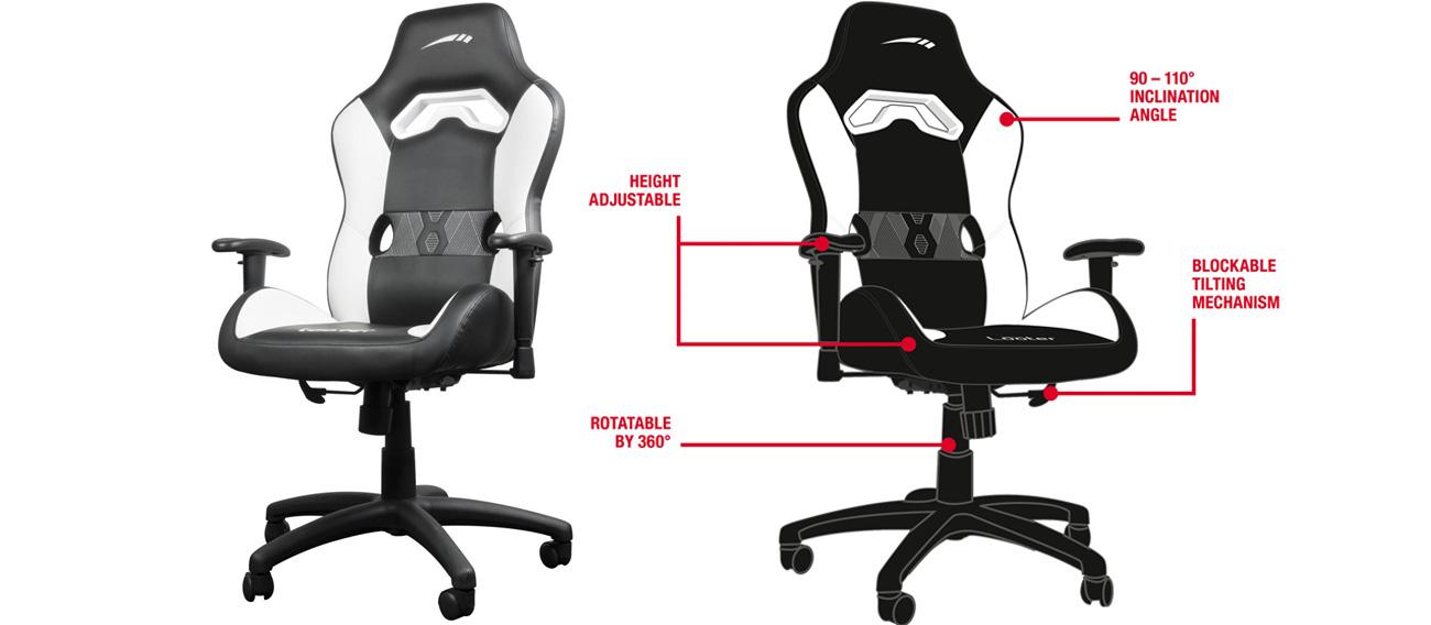Fotel gamingowy SpeedLink LOOTER