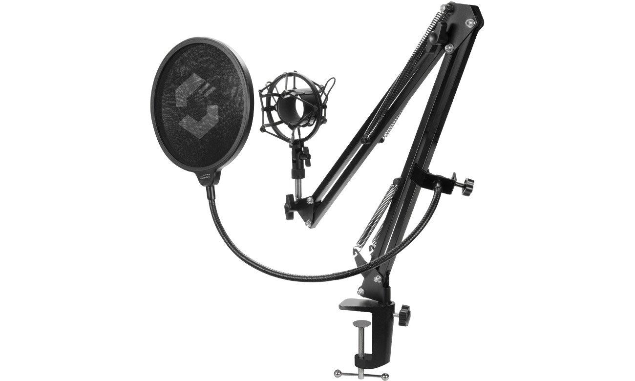 Zestaw SpeedLink VOLITY Streaming Accessory Set SL-800011-BK