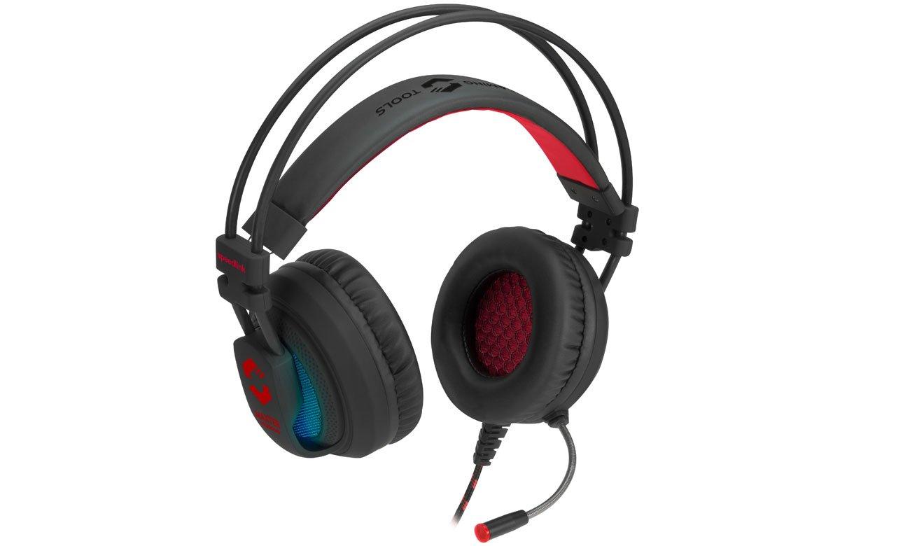 Zestaw słuchawkowy SpeedLink Maxter 7.1
