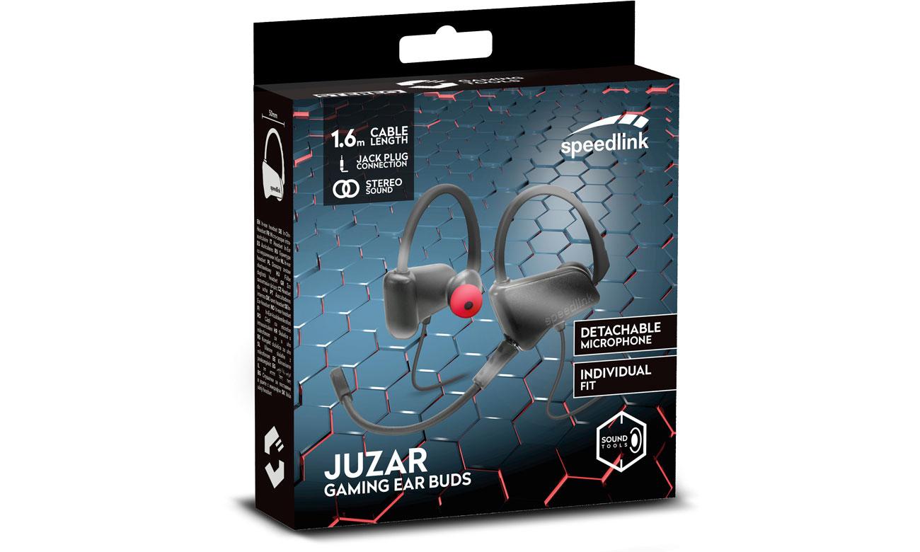 SpeedLink JUZAR SL-860020-BKRD