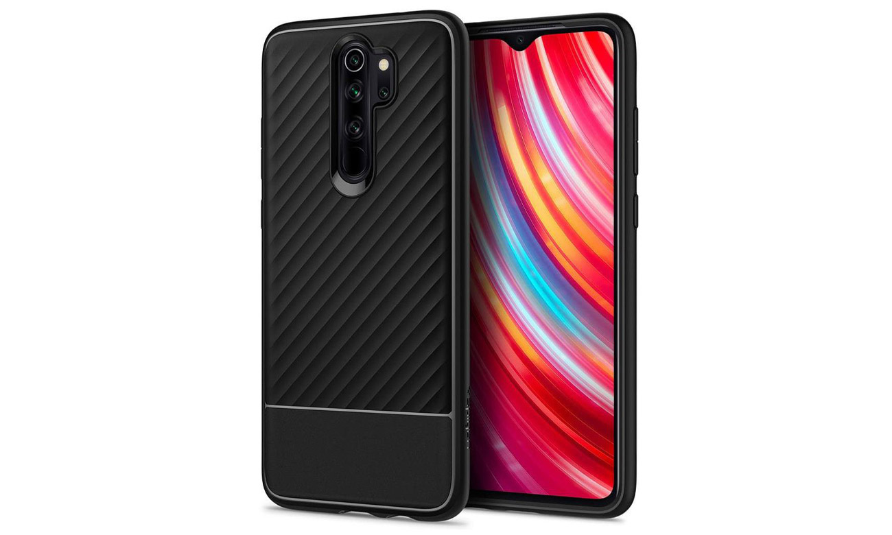 Etui Spigen Core Armor do Xiaomi Redmi Note 8 Pro