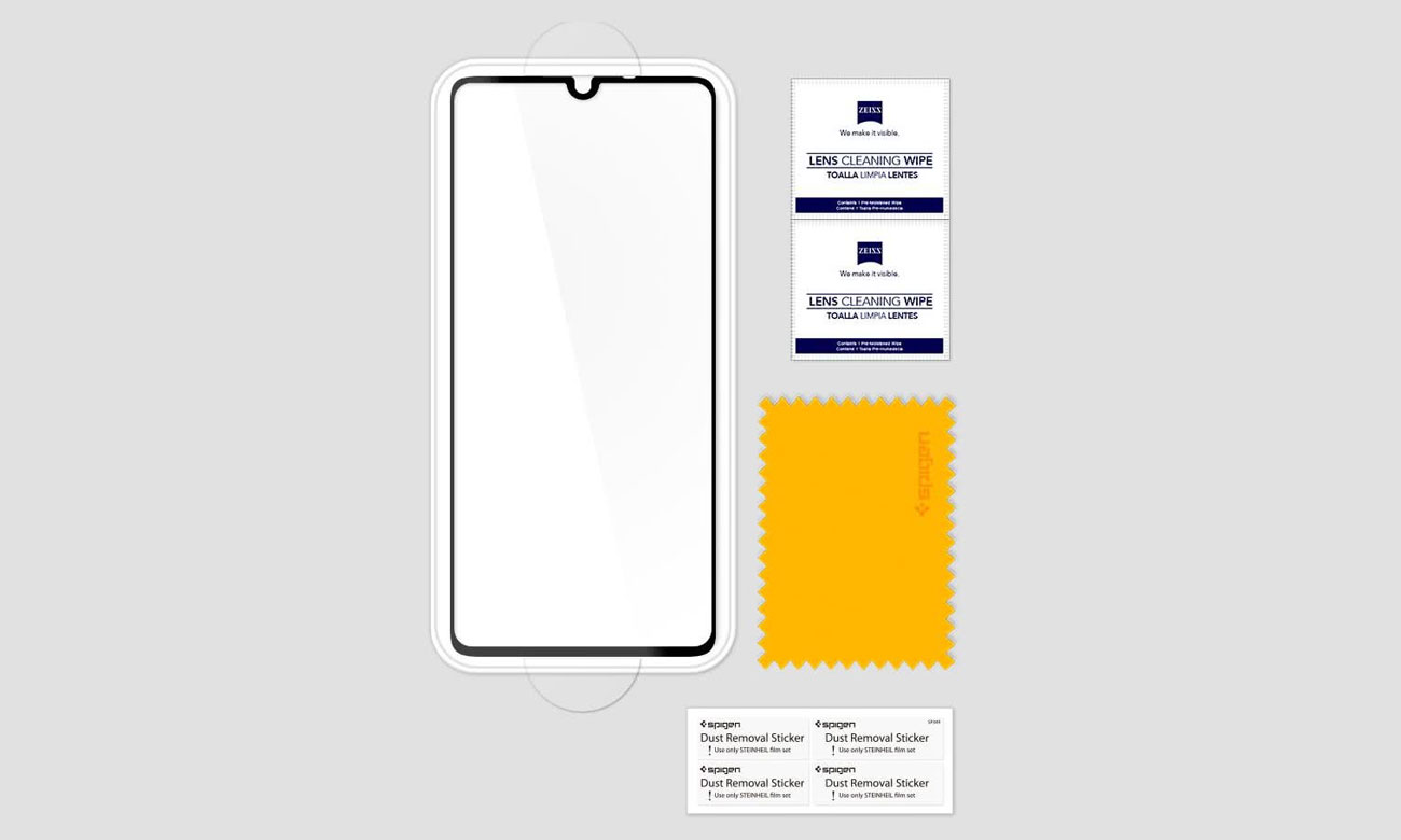 Spigen GLAS.tR Slim do Huawei P30 - Akcesoria