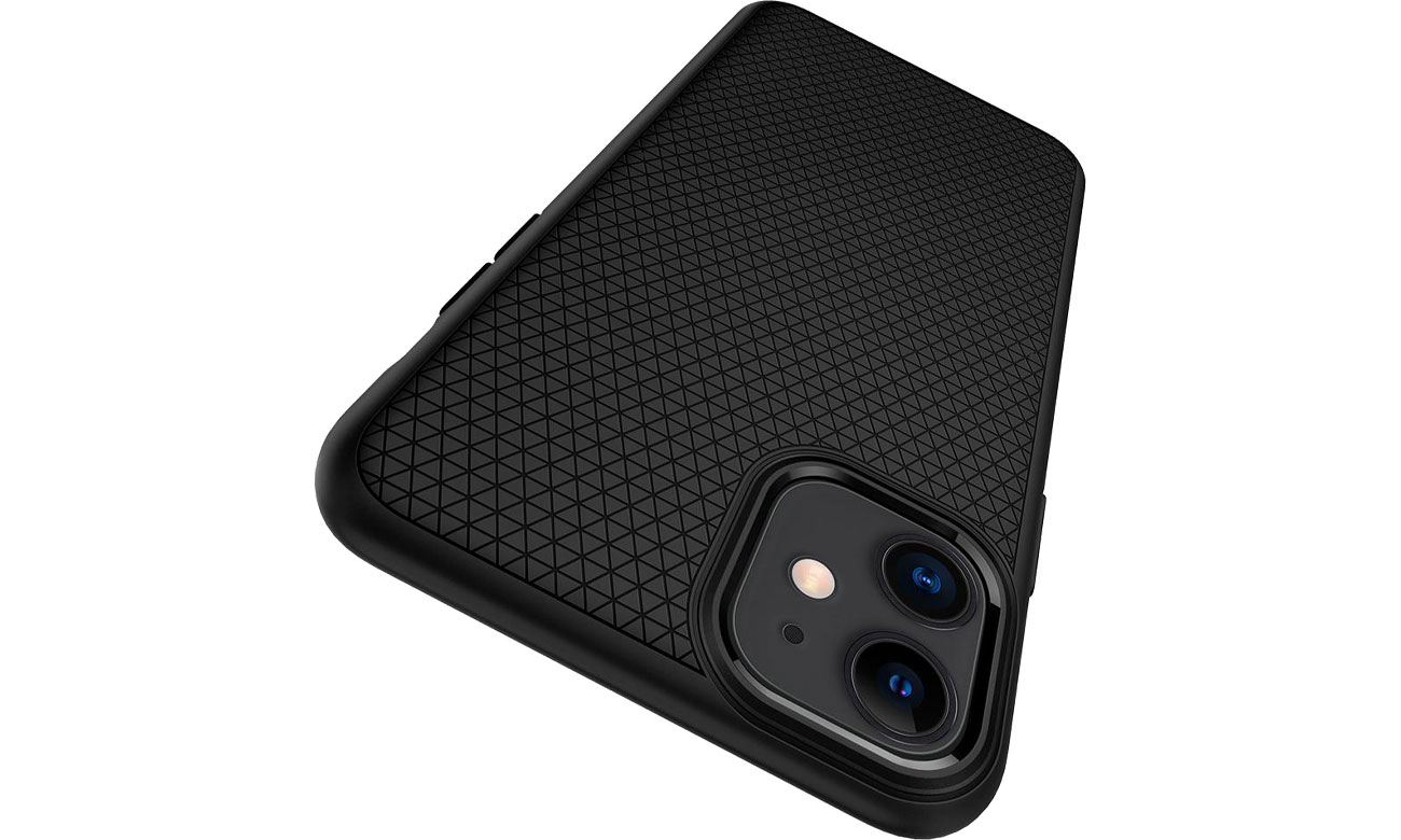 Liquid Air do iPhone 11 Black