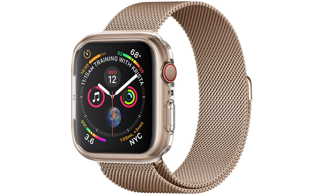 Obudowa Liquid Crystal do Apple Watch 4/5 44 mm