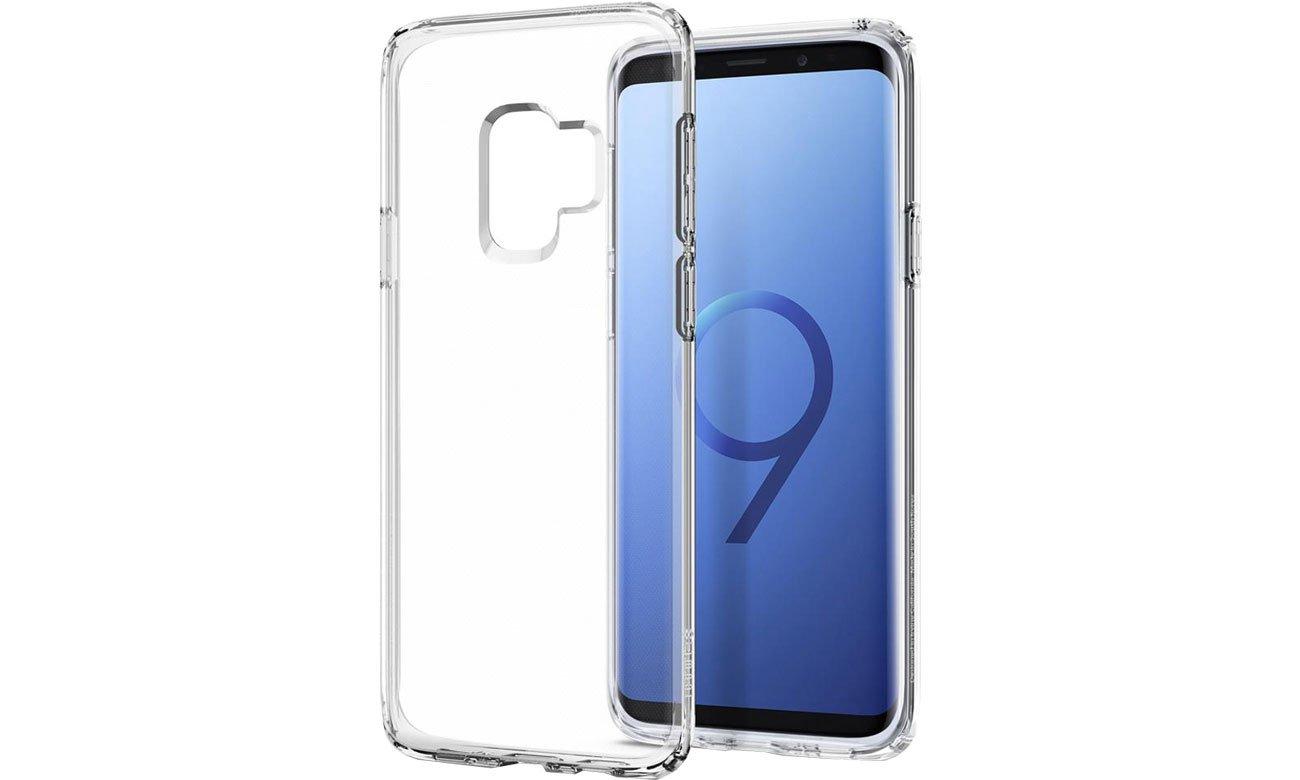 Spigen Liquid Crystal do Galaxy S9