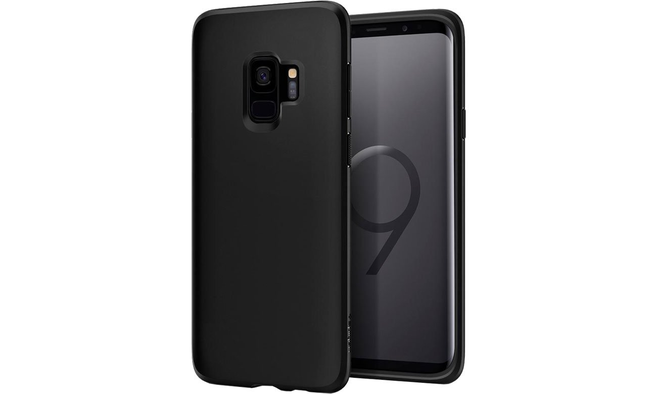 Spigen Liquid Crystal do Galaxy S9