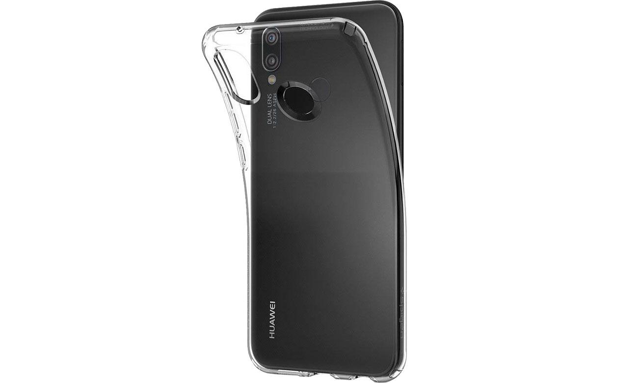 Spigen Liquid Crystal do Huawei P20 Lite 8809565307270
