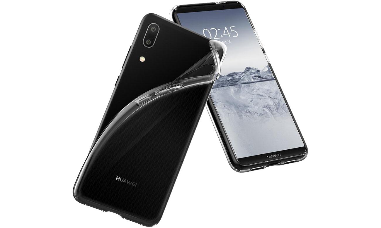 Spigen Liquid Crystal do Huawei P20 8809565307362