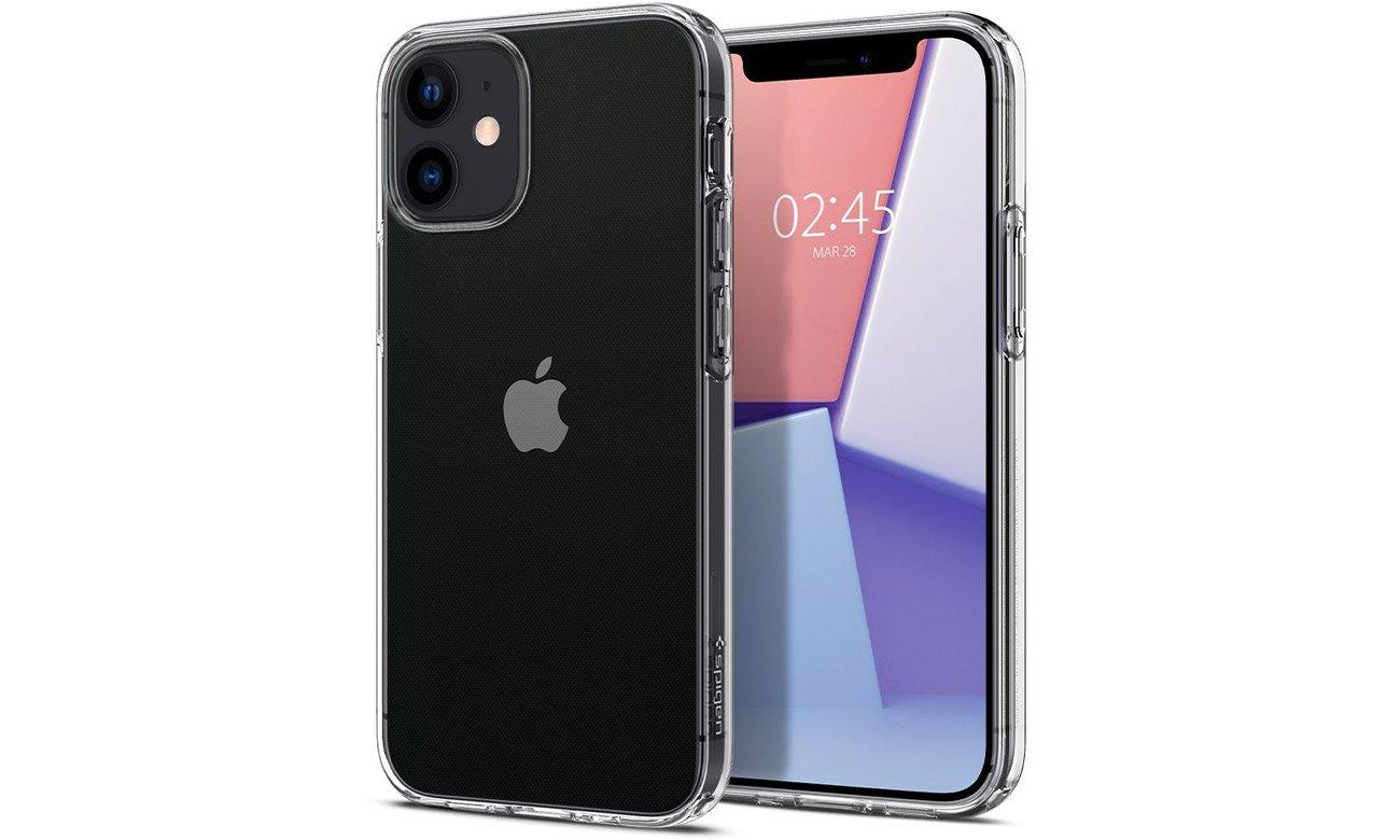 Spigen Liquid Crystal Clear do iPhone 12 Mini