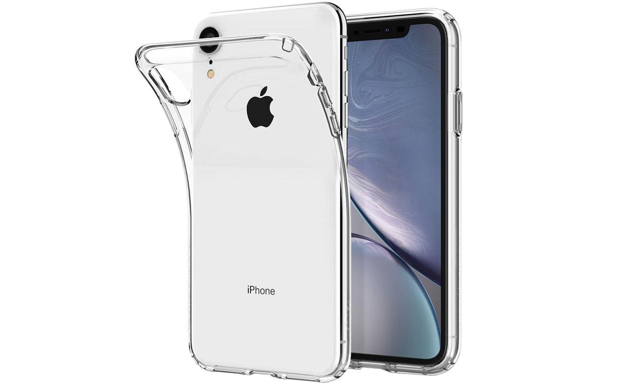 Spigen Liquid Crystal Clear do iPhone XR 8809613763874