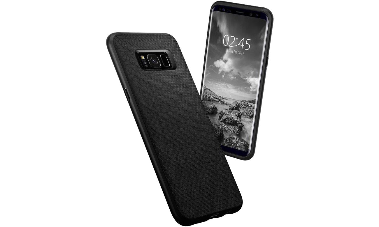Spigen Liquid Air do Samsung Galaxy S8 Black