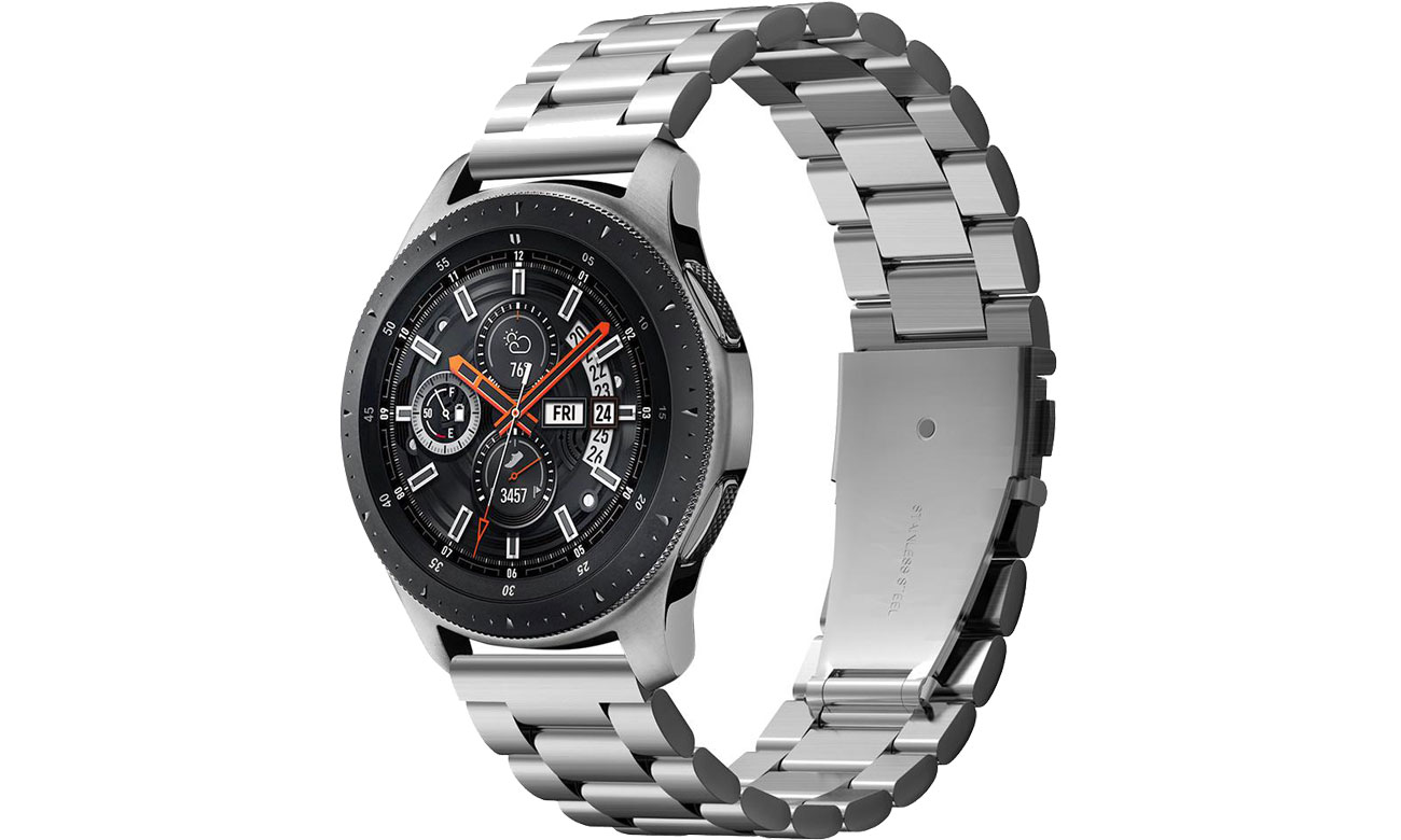 Modern Fit Band do Galaxy Watch 46mm Silver