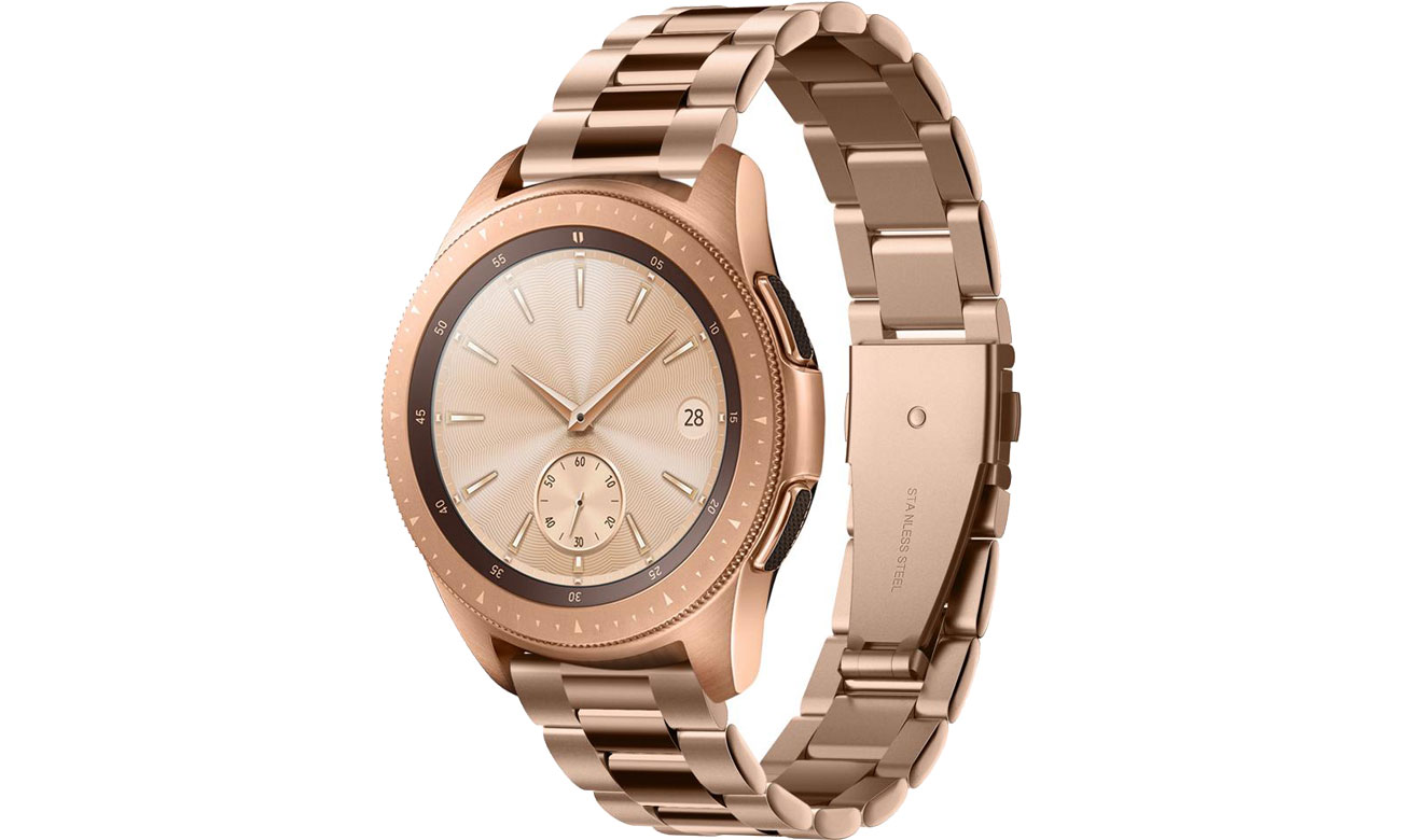 Modern Fit Band do Galaxy Watch 42mm Rose Gold
