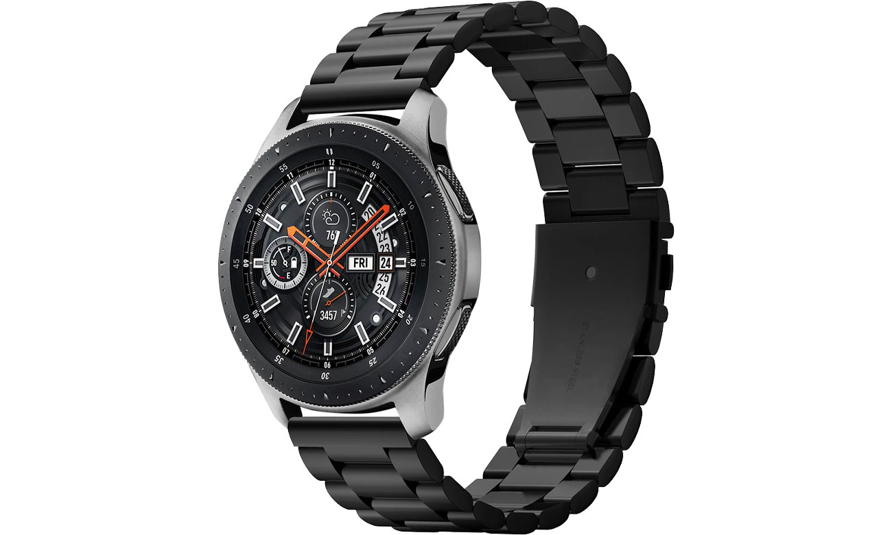 Spigen Modern Fit Band do Galaxy Watch 46mm Black