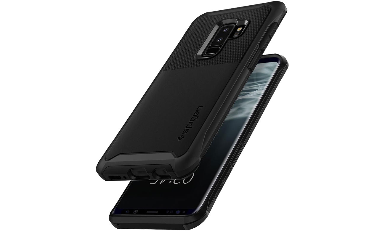 Spigen Neo Hybrid Urban do Samsung Galaxy S9+ Midnight Black