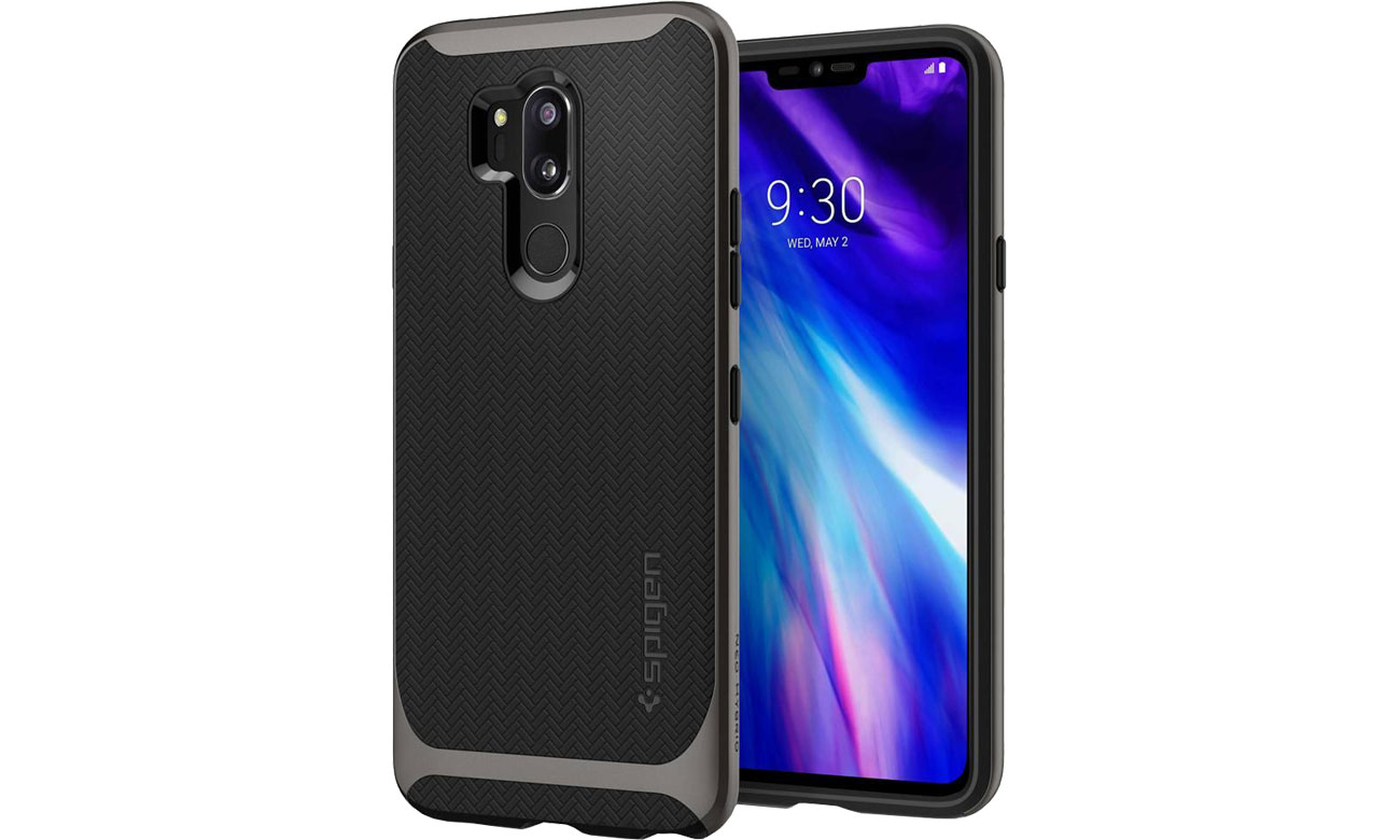 Spigen Neo Hybrid do G7 ThinQ TPU + Poliwęglan