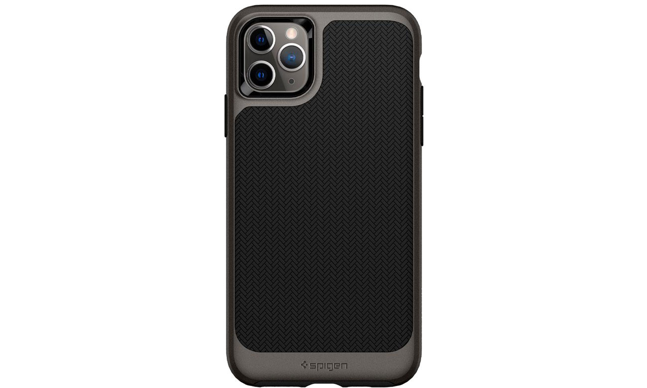 Spigen Neo Hybrid do iPhone 11 Pro Max Gunmetal