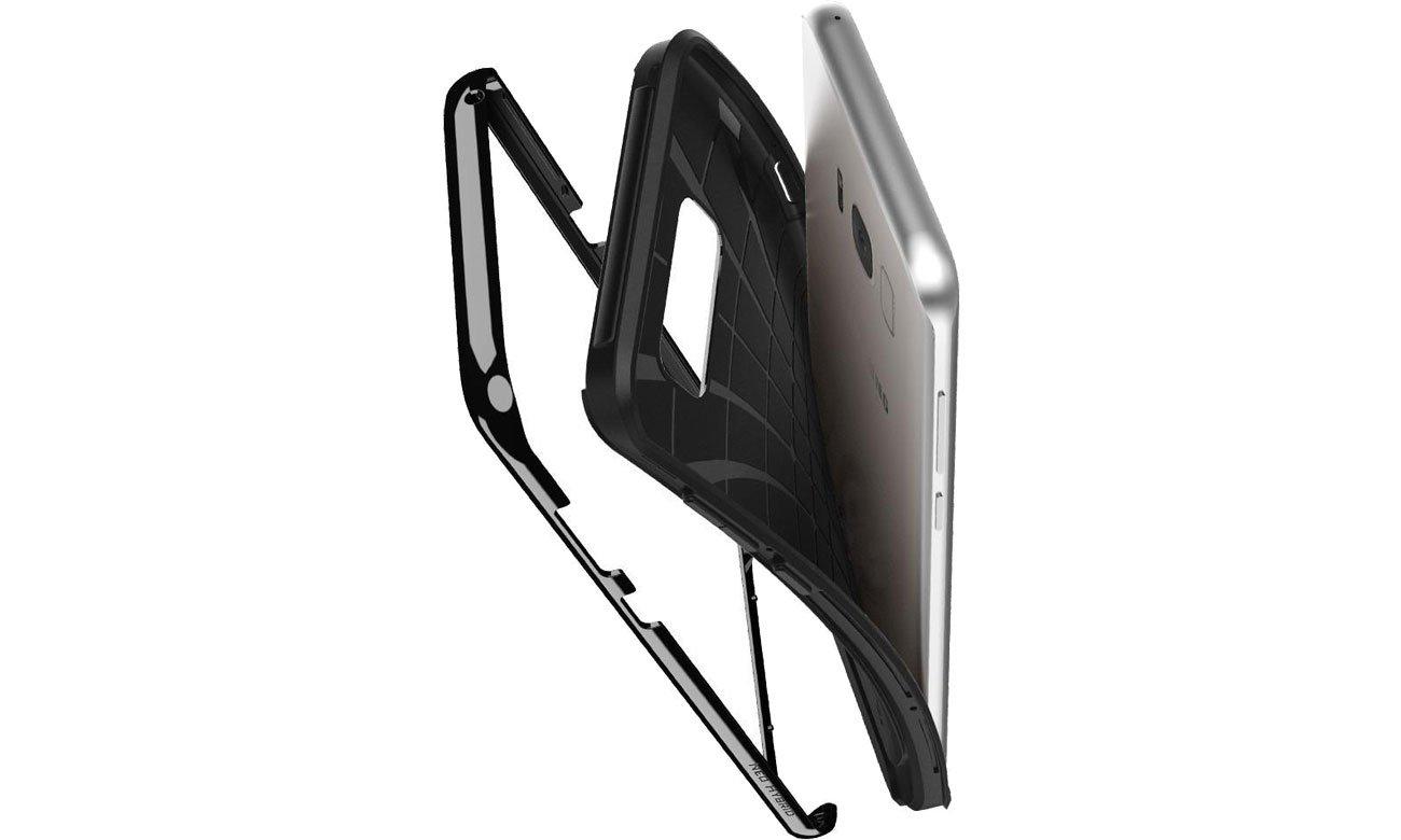 Spigen Neo Hybrid do Samsung Galaxy S8 Shiny Black
